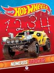 Hot Wheels - Números radicais