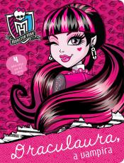 Monster High - Draculaura, a vampira