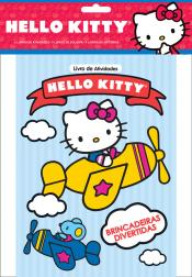 Hello Kitty - Kit Hello Kitty com 8