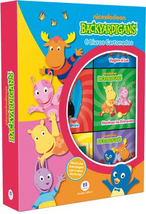 Backyardigans - Aventuras dos Backyardigans