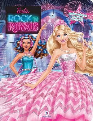 Barbie em Rock n Royals