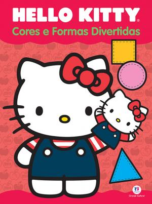 Hello Kitty - Cores e formas divertidas