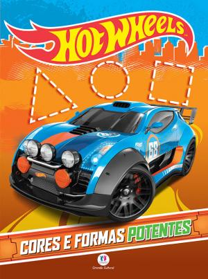 Hot Wheels - Cores e formas potentes