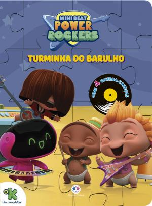 Mini Beat Power Rockers - Turminha do barulho