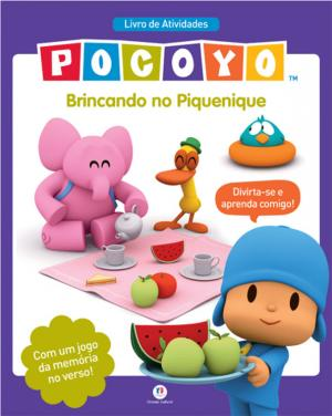 Pocoyo - Brincando no piquenique