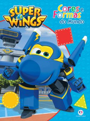 Super Wings - Cores e formas do mundo