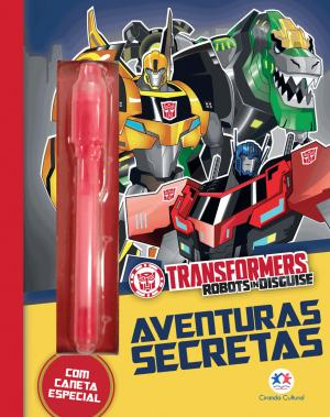 Transformers Robots in Disguise - Aventuras secretas