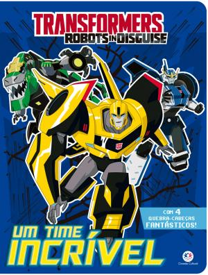 Transformers Robots in Disguise - Um time incrível